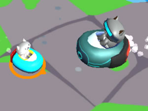 Kart Fight.io