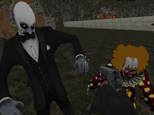 Slenderclown: Be Afraid Of It!