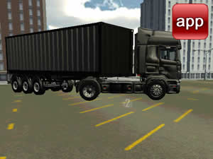 Real Truck Drive Simulator