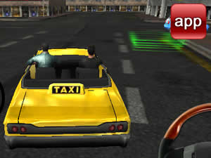Taxi Simulator 3D