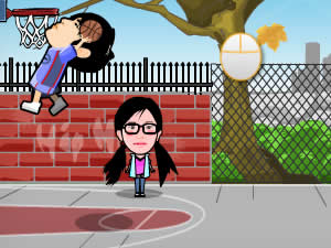 Dunking Show