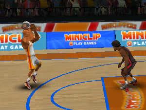 Basketball Jam Shots 3D