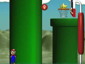 Mario Basketball Shootout