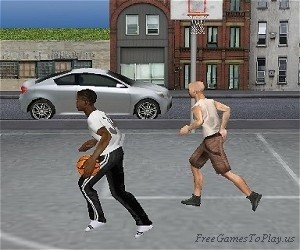 Street Ball Showdown