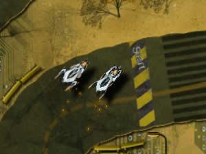 Circuit Racers Game