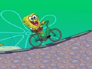 Sponge Bob Bike Ride