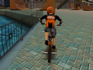 Street Ride BMX