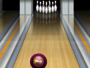 2D Bowling
