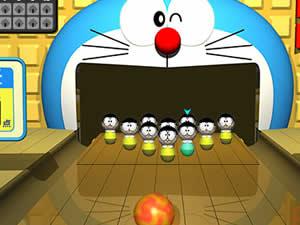 Doraem on Bowling