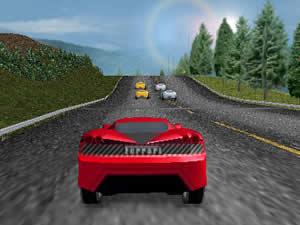 Ferrari X-V Speed Trial