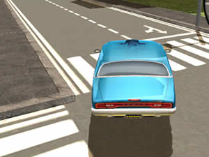 Muscle Car Simulator