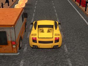 Supercar Endless Rush