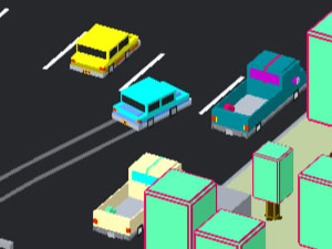 Blocky Highway Racing 2019