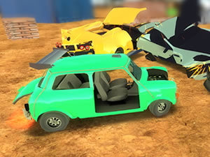 Car Crash Simulator Royale