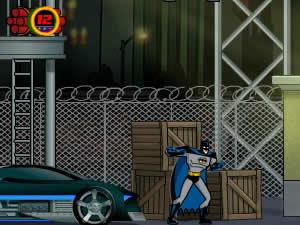 Gotham Dark Night