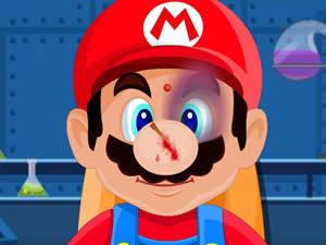 Mario Head Injury