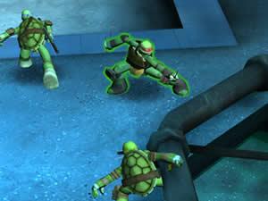 Ninja Turtles Tactics 3D