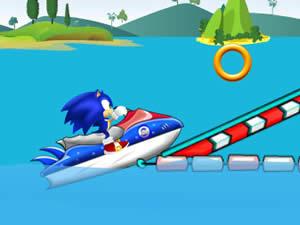 Sonic Super Race