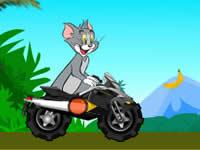 Tom And Jerry Tom Super Moto