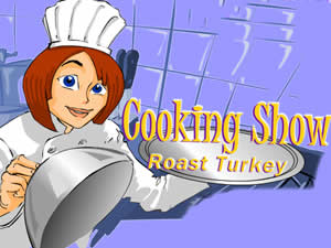 Cooking Show Roast Turkey