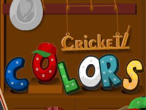 Cricket Colors Hat