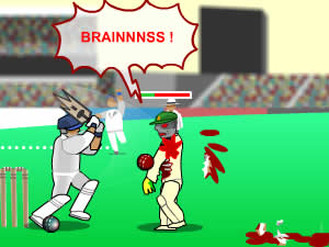 Ashes 2 Ashes-Zombie Cricket