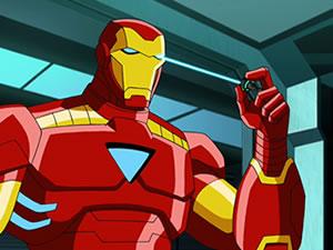 Iron Man Differences