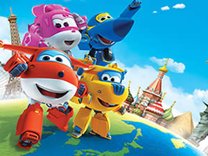 Super Wings Differences