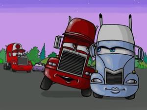 Sweet Semi Trucks