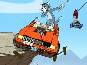 Tom and Jerry Car Differences