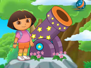 Dora the Bubble Pop