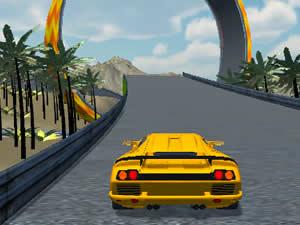 3D Lamborghini Simulator