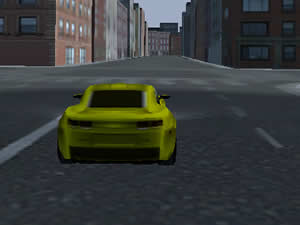 3D Sport Car Simulator