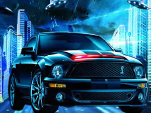 Alien City Chase