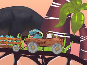 Jurassic Cargo