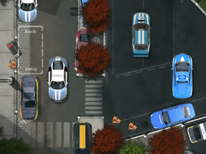 Parking SuperCar City 2