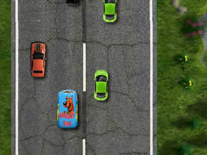 Scooby Doo Car Chase