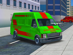 Ambulance Simulators Rescue Mission