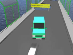 Broken Bridge Ultimate Car Racing