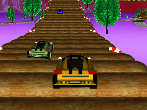 Coast Cars 2: Purple Race Game