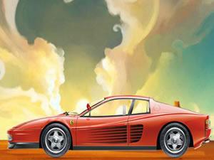 Ferrari Desert Adventure