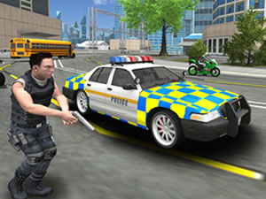 Police Cop Car Simulator: City Missions