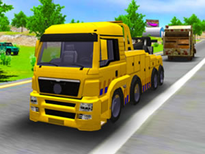 Transport Driving Simulator