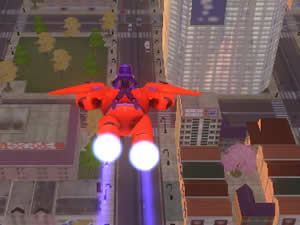 Big Hero 6: Baymax Sky Patrol