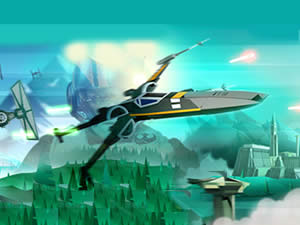 Star Wars: X-Wing Fighter