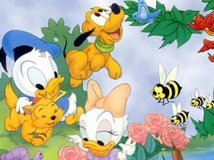 Baby Disney Puzzle