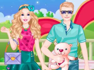 Barbie And Ken Valentine Date
