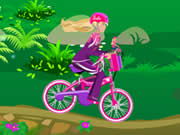 Barbie Bicyclist 2