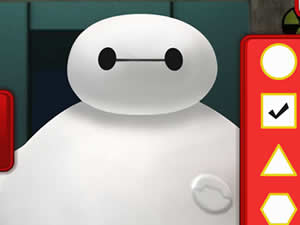 Baymax Eye