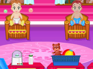 Brittany Birt Babysitting Room